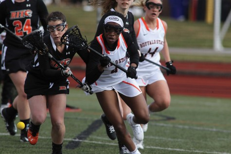 Junior midfielder Cassie Saint-Vil has scored five goals in the past two games.