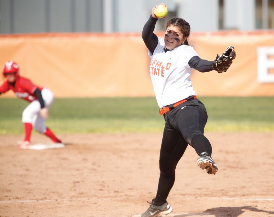 Buffalo State Softball will begin its regular season games this Saturday, March 1.