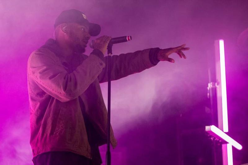 After some deliberation, Bryson Tiller (above) has been confirmed to be headlining Springfest on April 28.