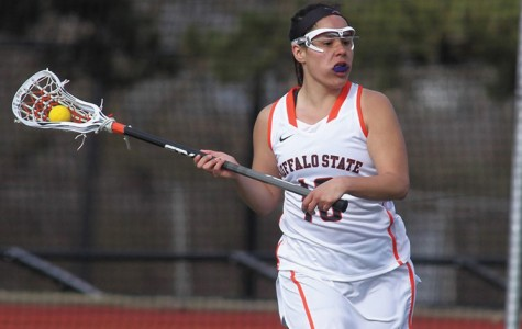 Lax scorched by No. 1 Red Dragons