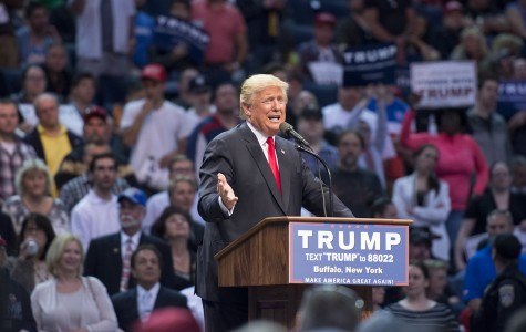 Trump builds 'Great Wall' of promise for Buffalo faithful on eve of NY primary