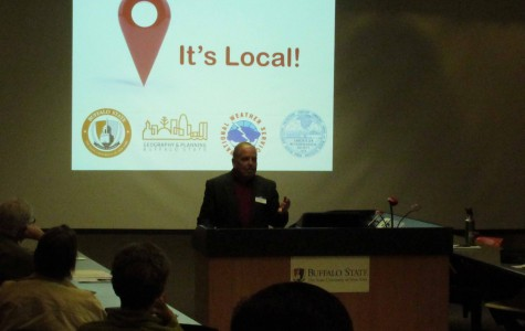 Locally speaking: Weather conference held on campus