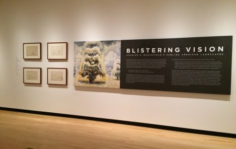 "Charles Burchfield's ""Blistering Vision"" makes you think twice about the environment"