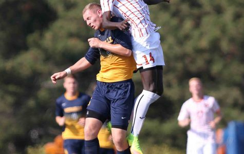 Men's soccer continues dominance over D'Youville