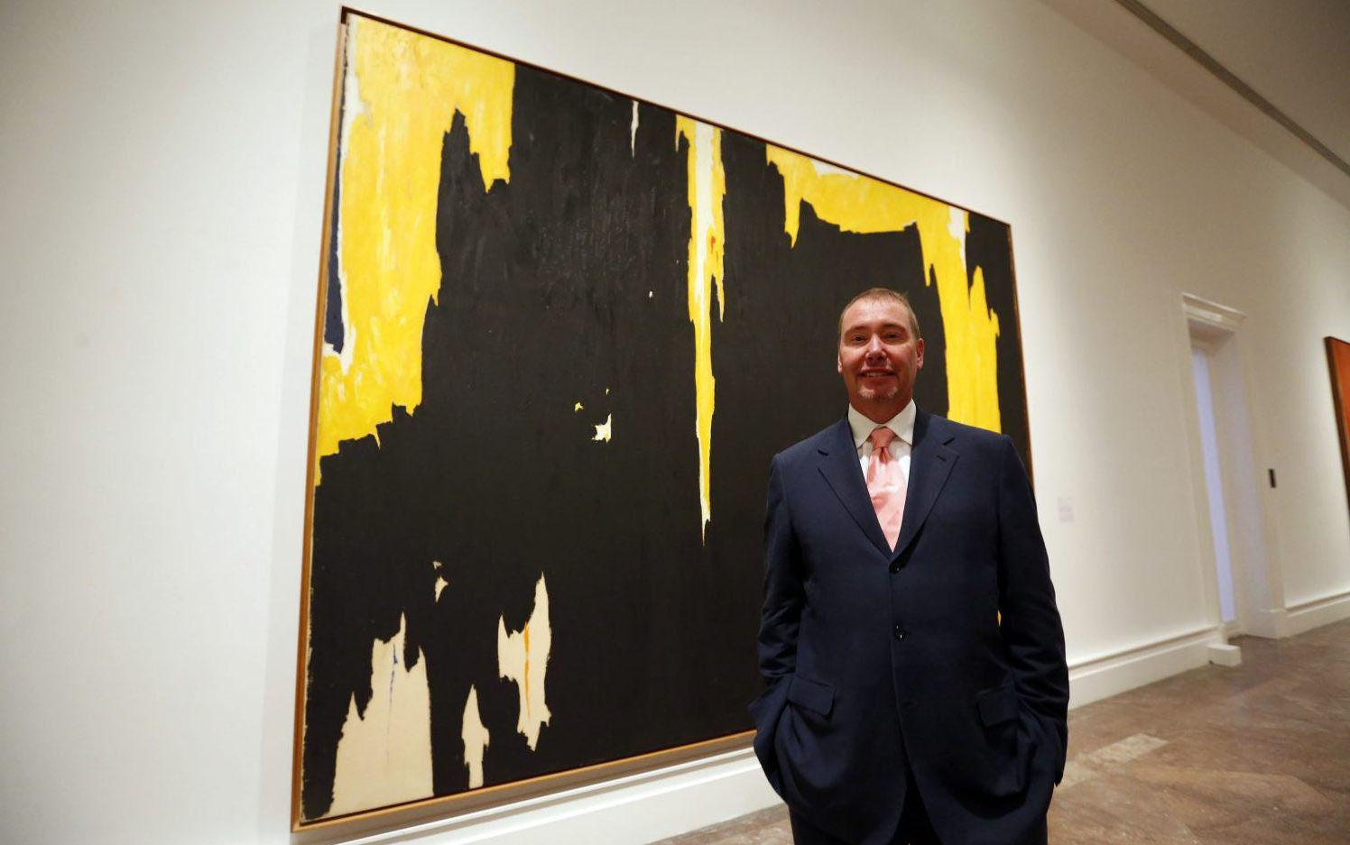 Western New York native Jeffrey Gundlach is the founder of investment firm DoubleLine Capital LP.