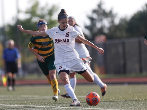 Women's soccer beat by Fredonia, 3-1