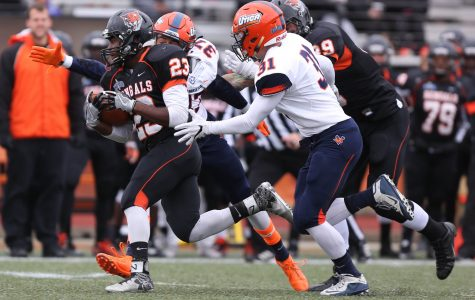 Buffalo State stalls in 26-13 loss to Utica