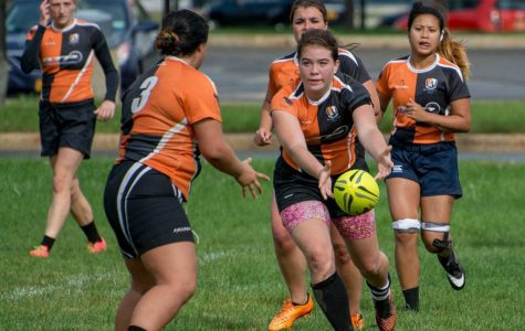 Women's club rugby wins another close contest over Geneseo
