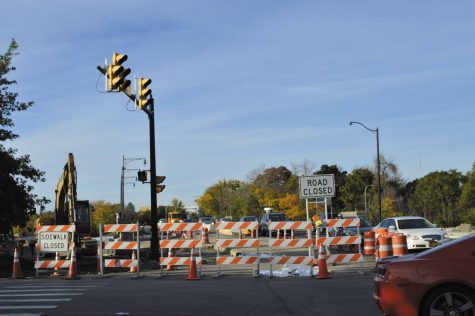 Scajaquada ramp closing should not affect campus traffic
