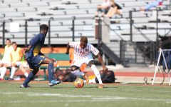 Men's soccer outed in semis by No. 1 Cortland