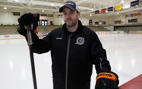 Murphy mans the helm of an emerging SUNYAC power