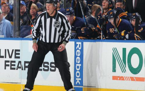 Buff State alum refs milestone 1,500th NHL game