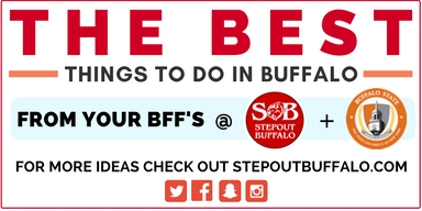 Go to a Bisons game, eat some grilled cheese and laugh at improv comedy with Step Out Buffalo