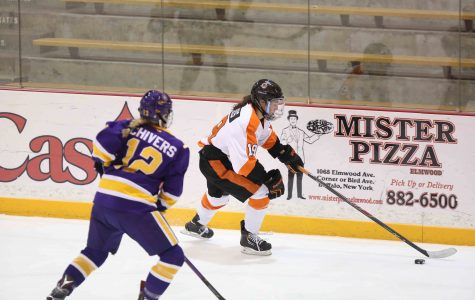 Women's hockey loses to No. 1 Plattsburgh, 3-0