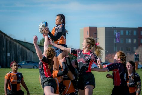Women's rugby completes perfect regular season