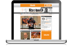 The end of an era: The Record goes digital