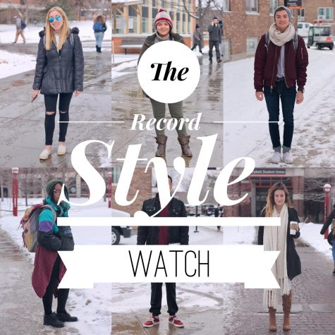 The Record Style Watch: All Bundled Up