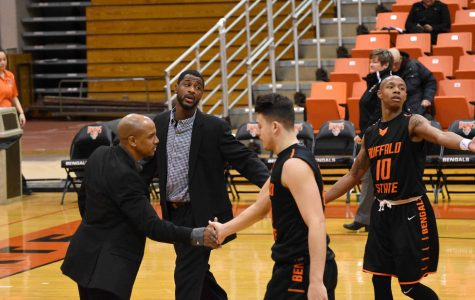 PHOTO GALLERY: Buffalo State Athletics Alumni Night