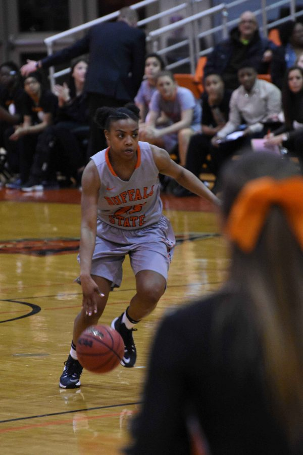 Buffalo State lost its season finale at home against Fredonia. It was the last game for the seniors in a Bengal uniform.