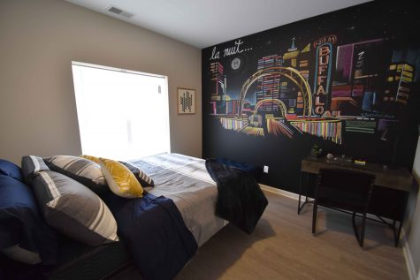 New apartment complex provides modern, upscale off-campus housing