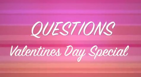 Questions at Buffalo State: Valentine's Day Special