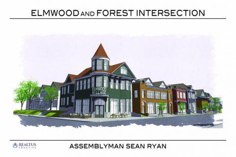 PHOTO GALLERY: A New Elmwood Village