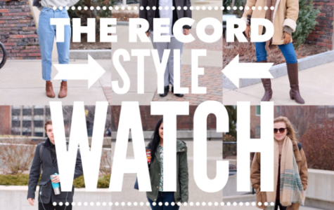 Record Style Watch: Spring Transition