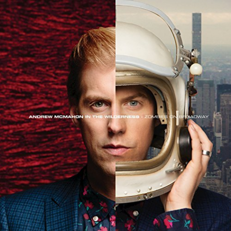 Andrew McMahon uses his hardships to shine bright on Zombies On Broadway