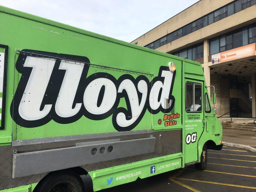 A Lloyd taco truck will deliver free food to 12 winning locations on Thursday, March 2, in association with Uber.