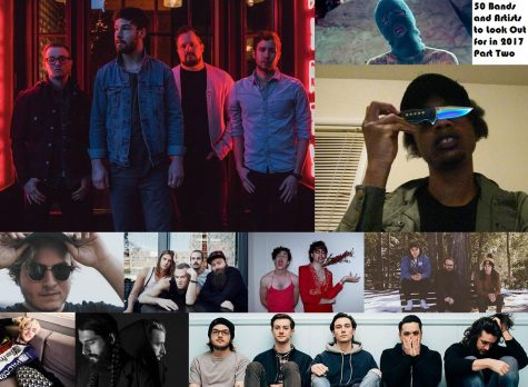 Prenatt's Picks: 50 bands you need to hear in 2017 (Part two)