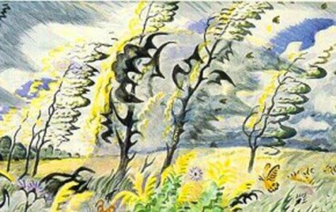 Kenan Center Gallery to pay homage to Charles Burchfield