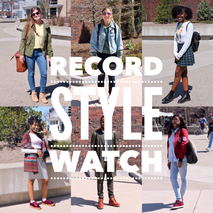 Record Style Watch: Sun's out, trends out