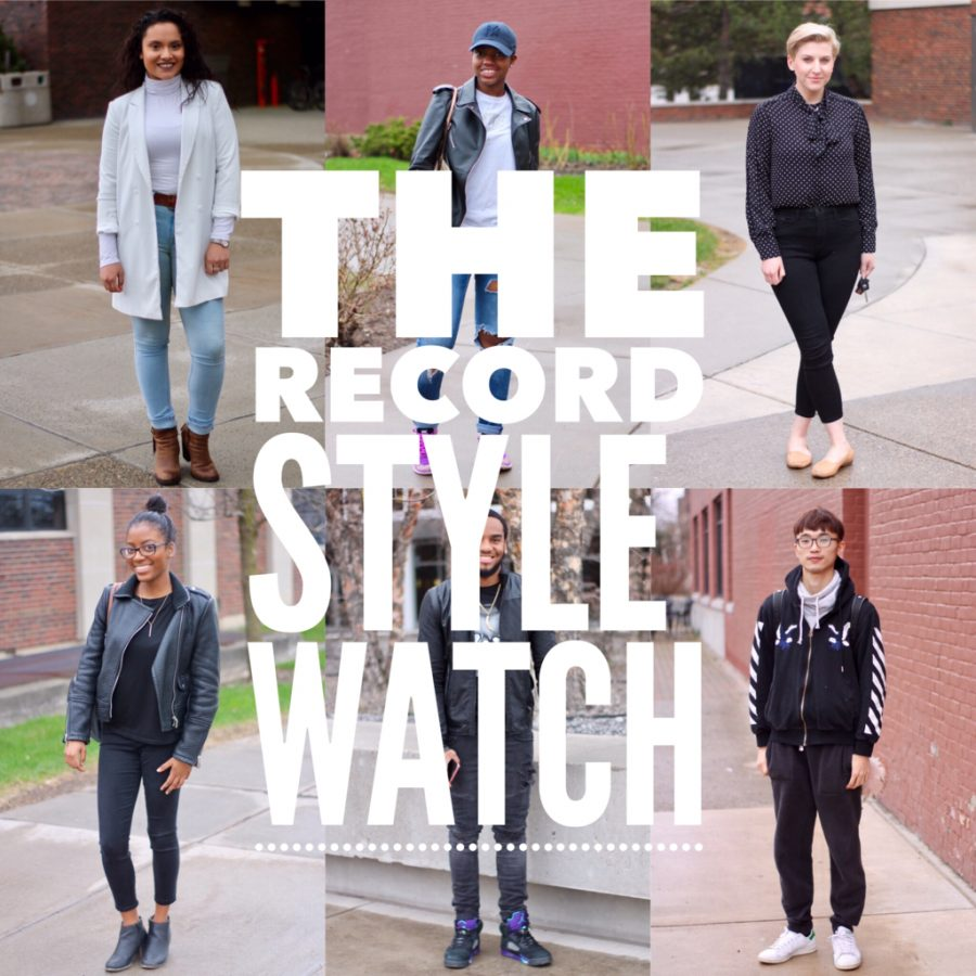 Record Style Watch: Monochromatic Colors