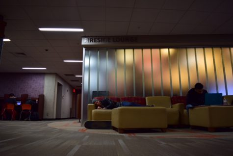 Buff State to install cages, spikes in Fireside Lounge to eradicate plague of destitute students