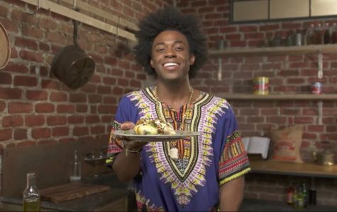 Q&A with celebrity chef and Buffalo State alum Lazarus Lynch