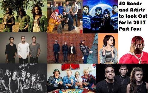 Prenatt's Picks: 50 Bands to hear in 2017 (part four)