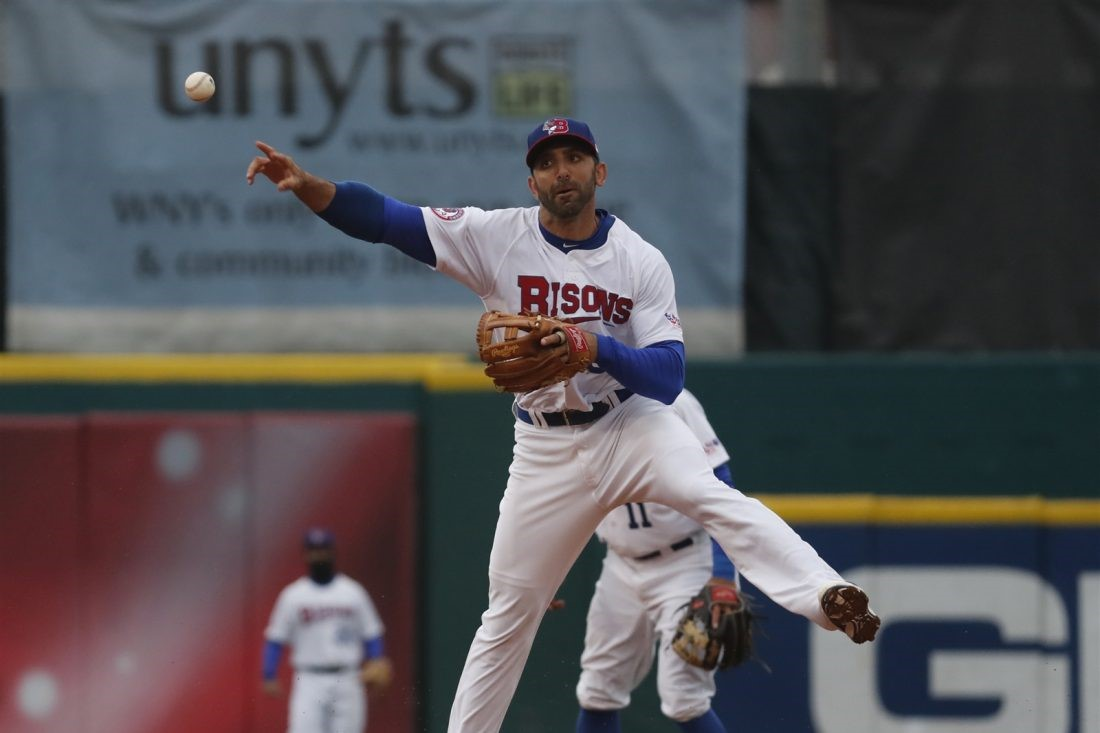 The Buffalo Bisons started the season atop the International League in AAA baseball.