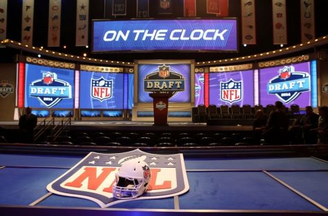 The Cleveland Browns will officially be on the clock on April 26th with the first pick in the 2018 NFL Draft.
