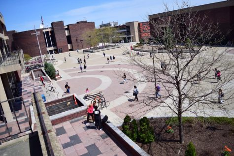 Are students safe at SUNY Buffalo State?