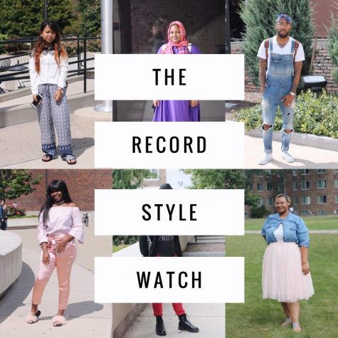 The Record Style Watch: Back on the grind