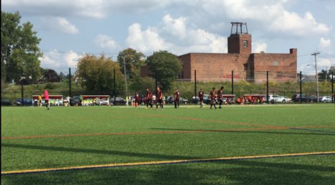 Men's Soccer comes back to beat Medaille, 2-1