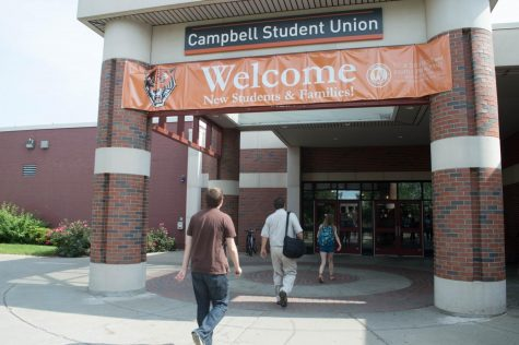 Campus NAACP raises concerns for faculty, staff and students of color
