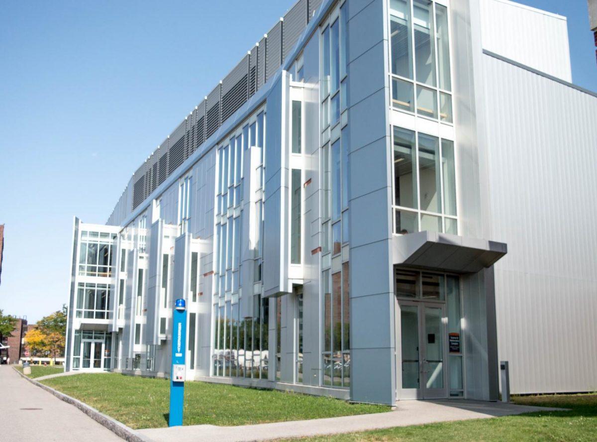 Science Building - Stock