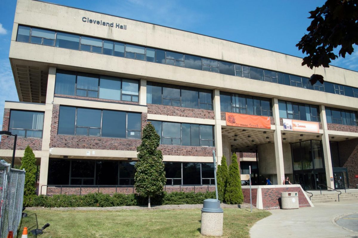 Gordon: Buffalo State will be an 'open' campus in the coming weeks