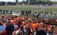 #BENGALS brings the energy to Buffalo State athletic events