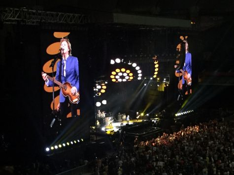 Paul McCartney Brings the Heat to the Carrier Dome