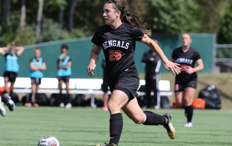 Women's soccer split games in Bengals Classic