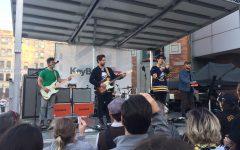 Joywave Rings in the New Hockey Season in Buffalo