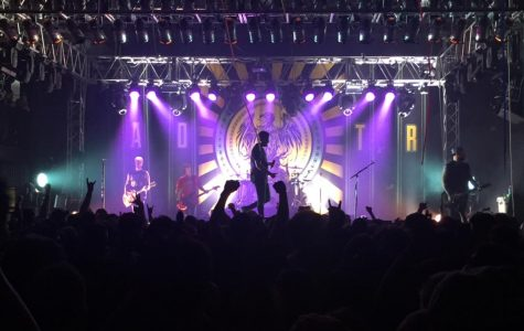 Easycore legends A Day To Remember brought their high energy tour to Buffalo last night at RiverWorks.