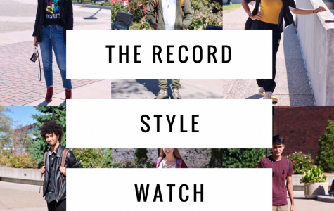 The Record Style Watch: Autumnal colors and layers